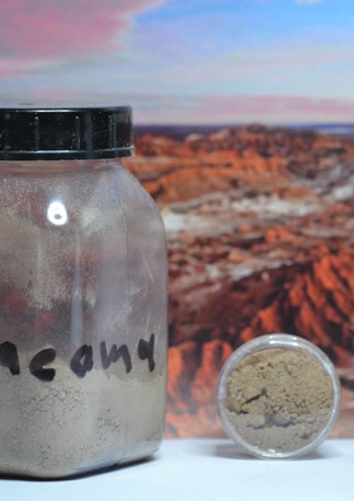 Atacama sand sample