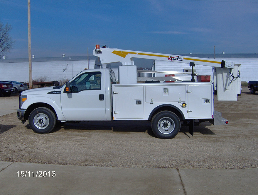 Armlift | Aerial Lifts | Iowa