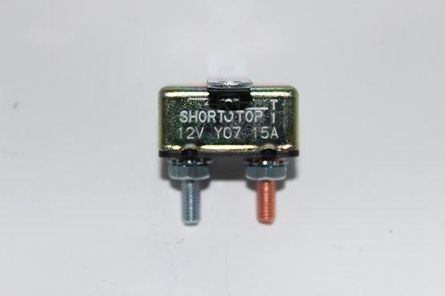 15 Amp Circuit Breaker - P#20366
