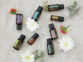 Essential Oils in Your Homeschool