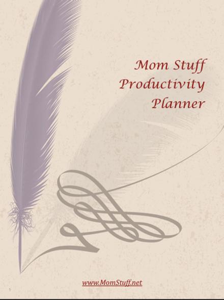 Mom Stuff Planner