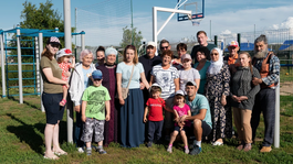Специалисты Школы ТОС посетили Большеудалово