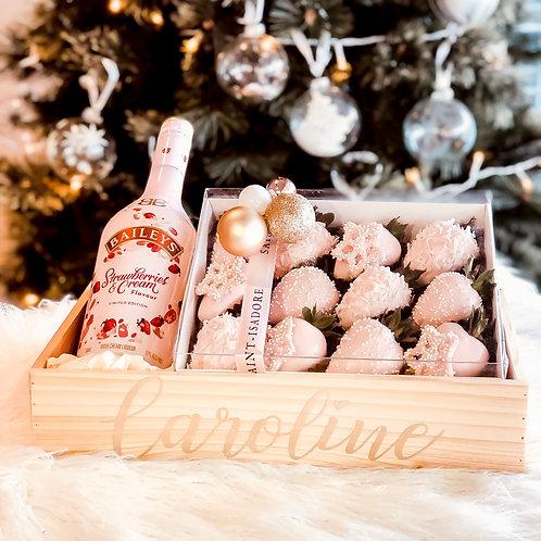 Personalised Gift Box - Baileys