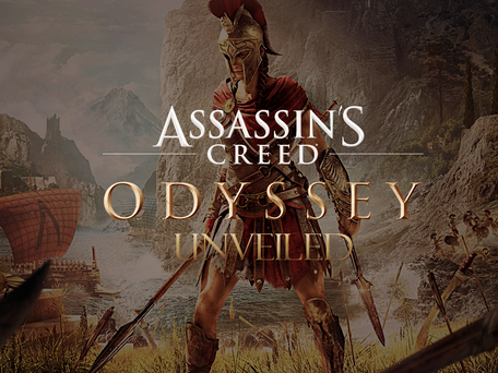 Assassin's Creed: Odyssey Unveiled