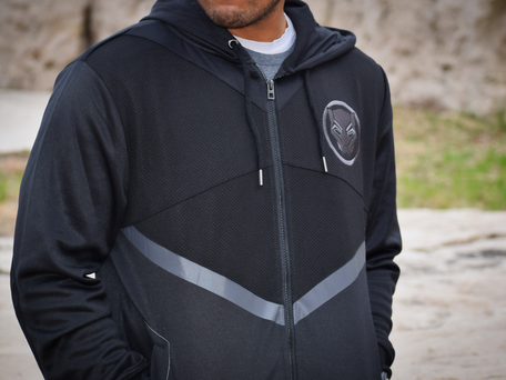 Merchoid: Black Panther Jacket Review