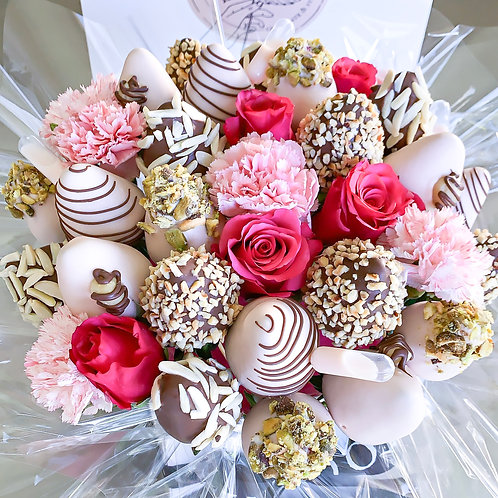 Deluxe Strawberry Bouquet