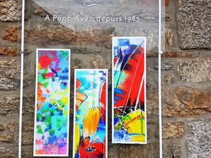 En raison des dispositions actuelles, la galerie vous sera ouverte sur rv entre 14h30 et 18h.