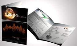 Brochures & cartes