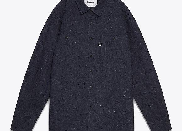 Penfield BLACKMER NEPS L/S Shirt | navy