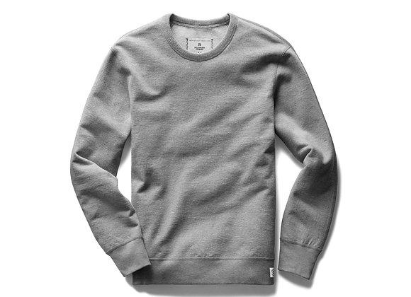 Reigning Champ Heavyweight CREWNECK Sweatshirt | heather grey