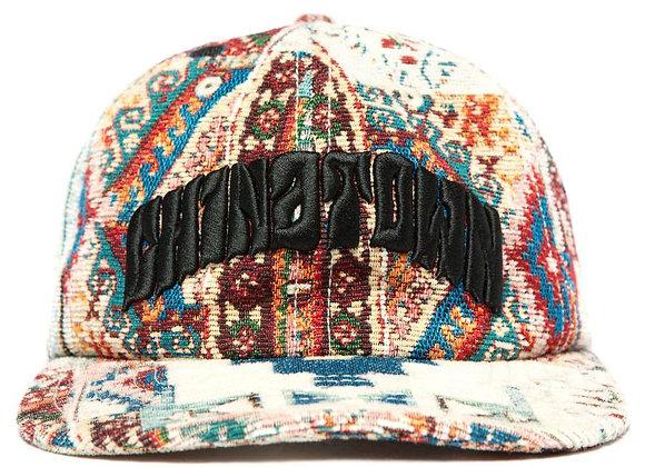 Chinatown Market PATCHWORK Hat | multi/black