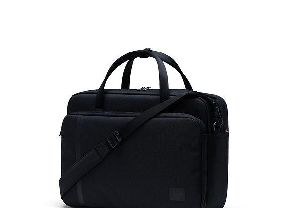 Herschel GIBSON L Messenger Bag | black