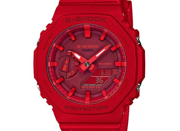 G-Shock Analog-Digital Watch GA2100 | red