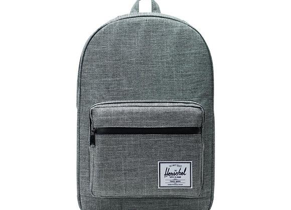 Herschel POP QUIZ Backpack | raven crosshatch