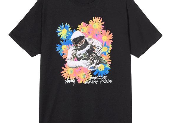 Stussy ASTRONAUT T-Shirt   black
