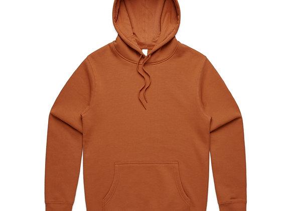 Evolve Premium Luxe Hoodie | rust
