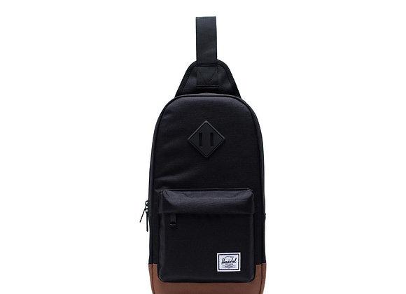 Herschel HERITAGE Body Bag | black/tan