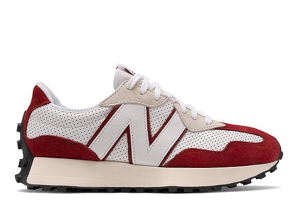 New Balance MS327PE Sneakers | white/maroon