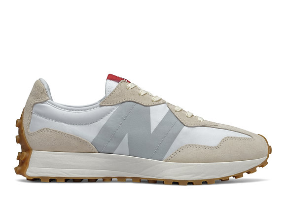 New Balance MS327STB Sneaker | turtledove/munsell white