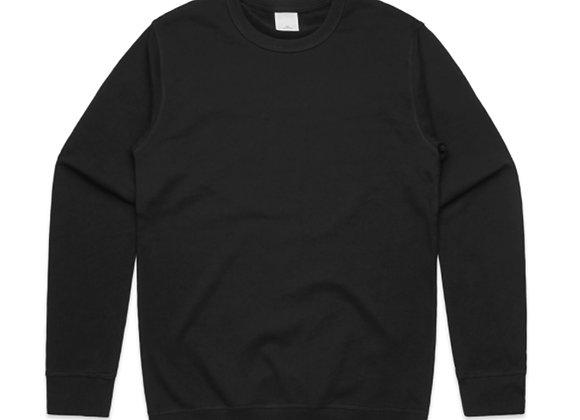Evolve CORE Premium Crew Sweatshirt | black