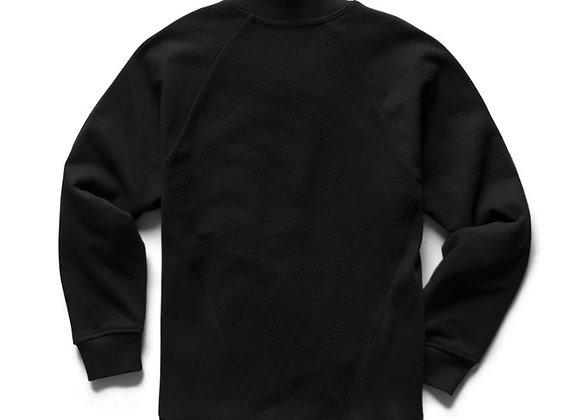 Reigning Champ Jide Osifeso WEEPING EYE Sweatshirt   black