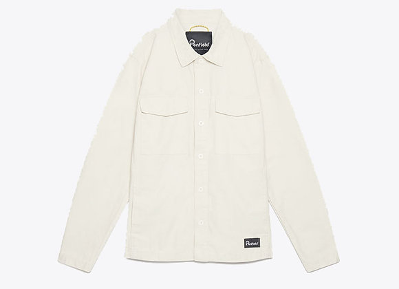 Penfield NAPIER Overshirt | white sand