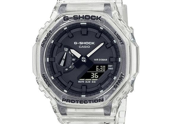 G-Shock GA2110SKE-7A Watch | transparent pack