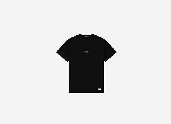 Stampd STACKED LOGO T-Shirt | black
