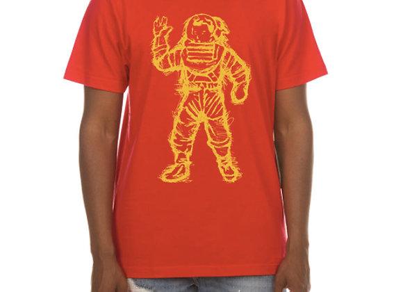 Billionaire Boys Club STATIC T-Shirt | high risk red