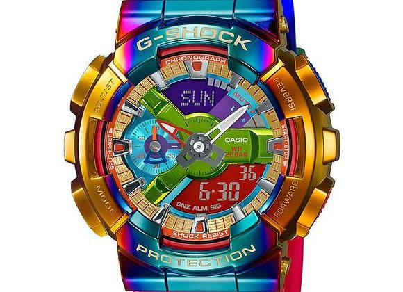 G-Shock GM110RB-2A Watch | metal series