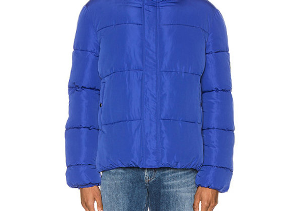 Native Youth PIONEER Puffer Jacket | cobalt