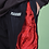 Thumbnail: Pleasures BLAST Trackpant | black/red