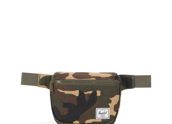 Herschel Supply Co Cotton Casuals Collection FIFTEEN Hip Pack | woodland camo