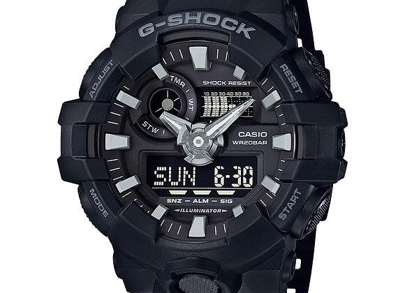 G-Shock GA700-1B Watch | black
