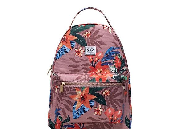 Herschel NOVA Mid Volume Backpack | summer flower/ash rose
