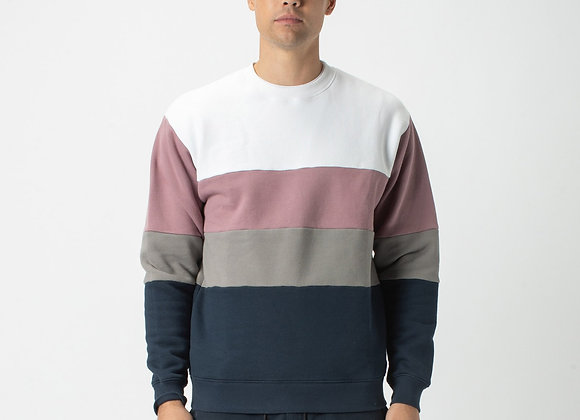 Zanerobe PANEL CREW Sweatshirt | multi