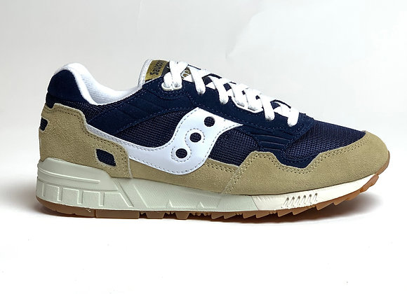 Saucony SHADOW 5000 VINTAGE Sneakers | tan/navy/white
