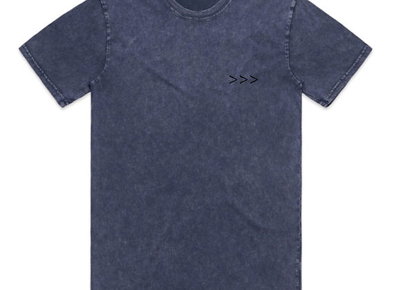 Evolve the Brand VINTAGE WASH T-Shirt | navy