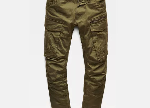 G-Star Raw ROVIC 3D Straight Tapered Cargo Pant | dark bronze green