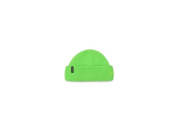 Stampd NEON SKULLY Beanie | neon green