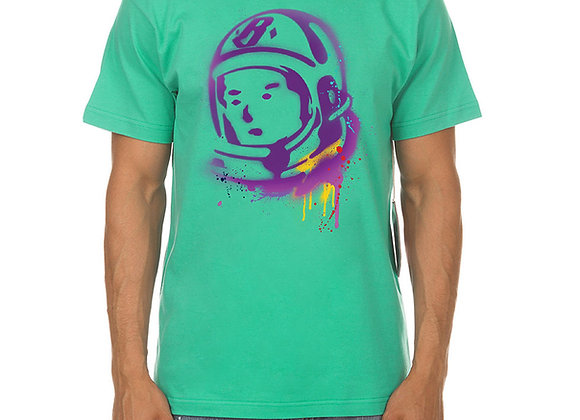Billionaire Boys Club HELMET S/S T-Shirt | watercolor