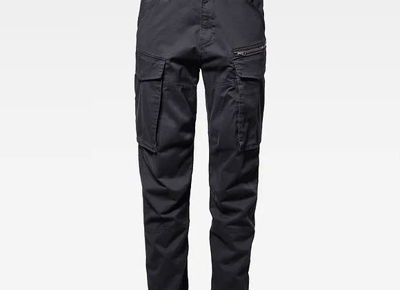 G-Star 3301 Rovic 3D Tapered Cargo Pant | dk black