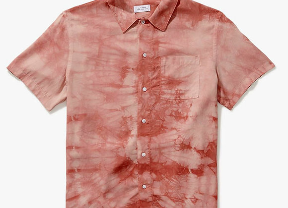 Saturdays NYC ALPONS S/S Shirt | chili red