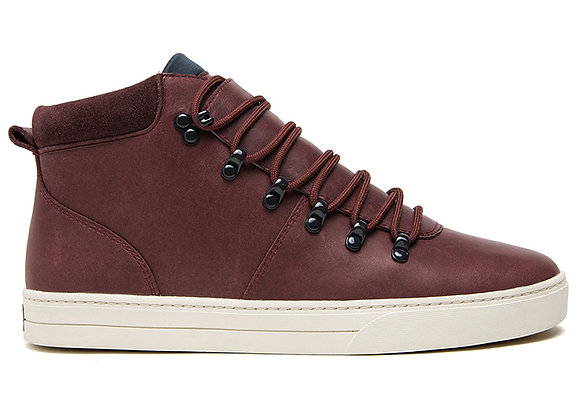 Clae GRANT | oxblood leather