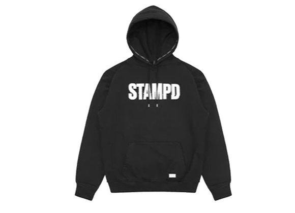 Stampd SPLIT Hoodie | black