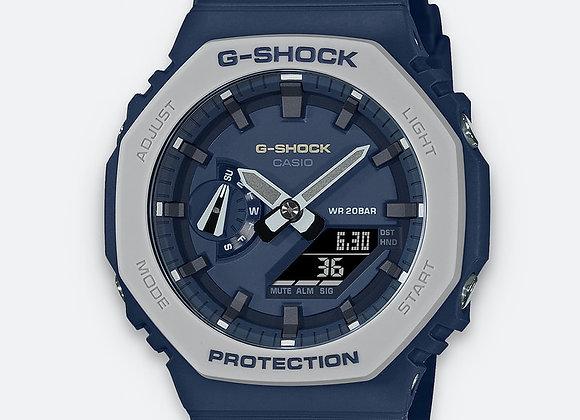 G-Shock GA-2110ET-2A Watch | navy