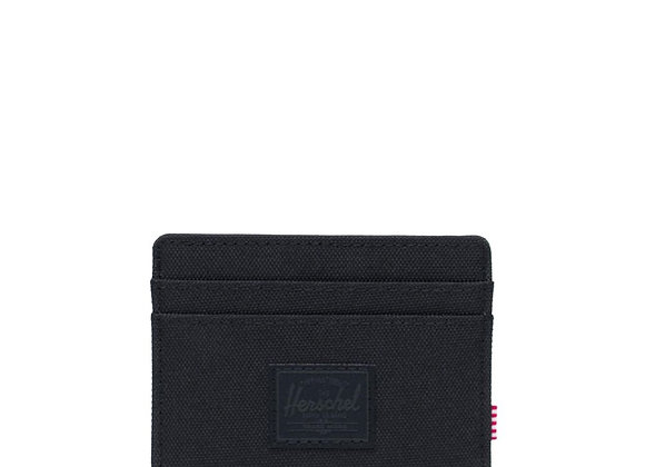 Herschel CHARLIE Wallet | black/black