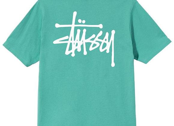 Stussy BASIC STUSSY T-Shirt | green