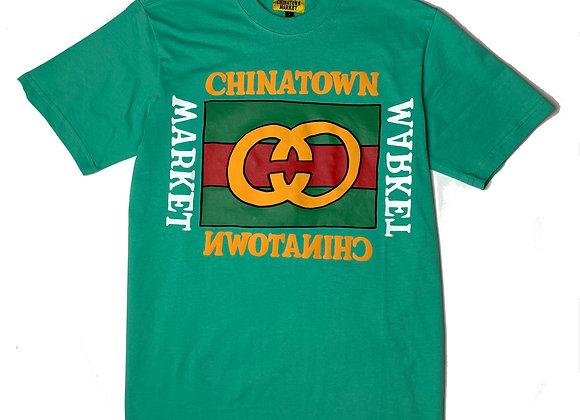 Chinatown Market DESIGNER S/S T-Shirt | seafoam green