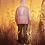 Thumbnail: Pleasures RAPTURE Hoodie | dusty rose